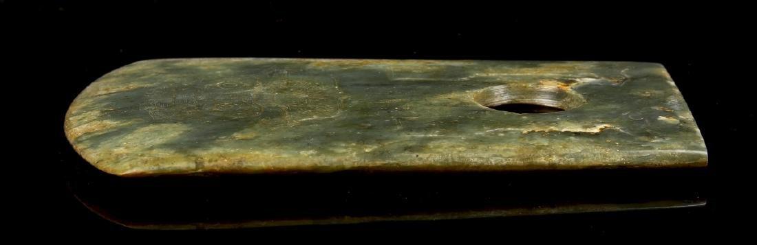 Chinese Jade Axe - 5