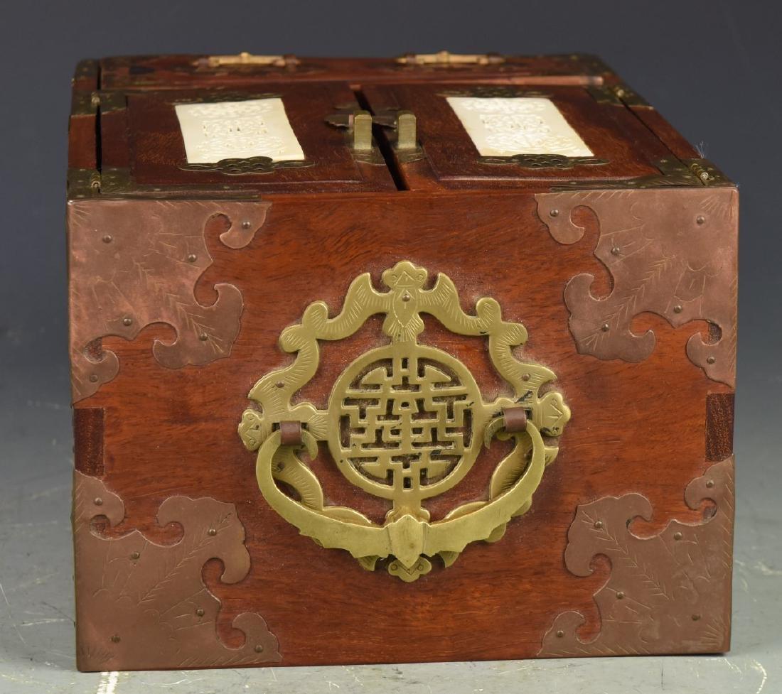 Chinese Vintage Jewelry Box - 2