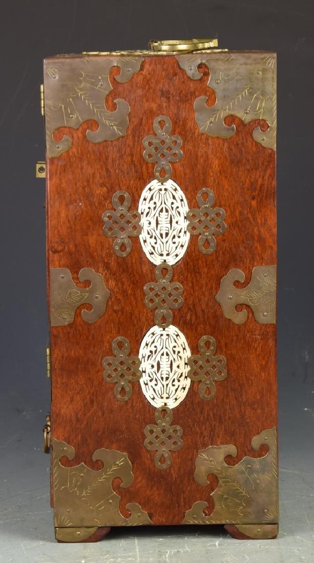 Chinese Vintage Jewelry Box - 9