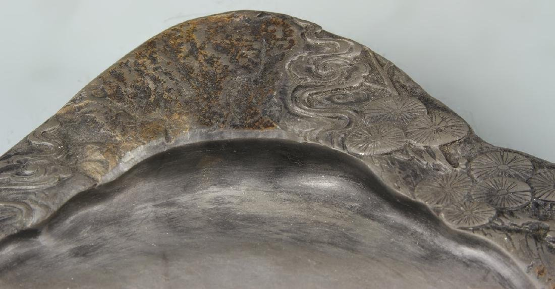 Chinese Duan Ink Stone Pad - 2
