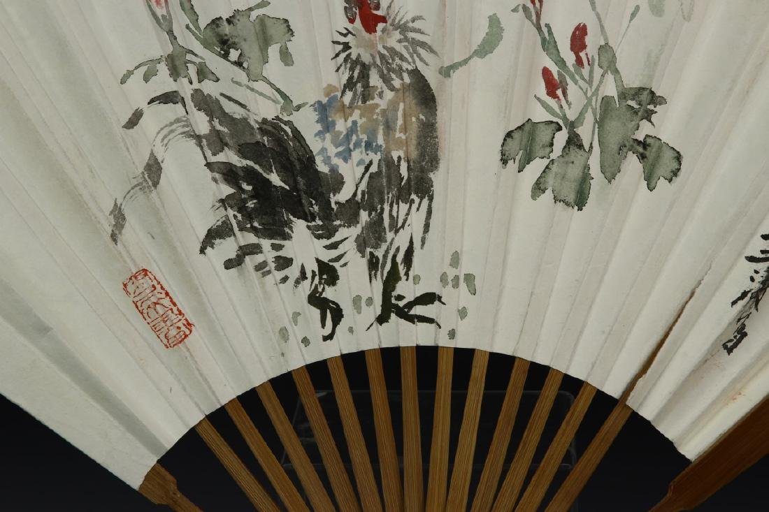Chinese Fan Painting and Calligraphy - 2