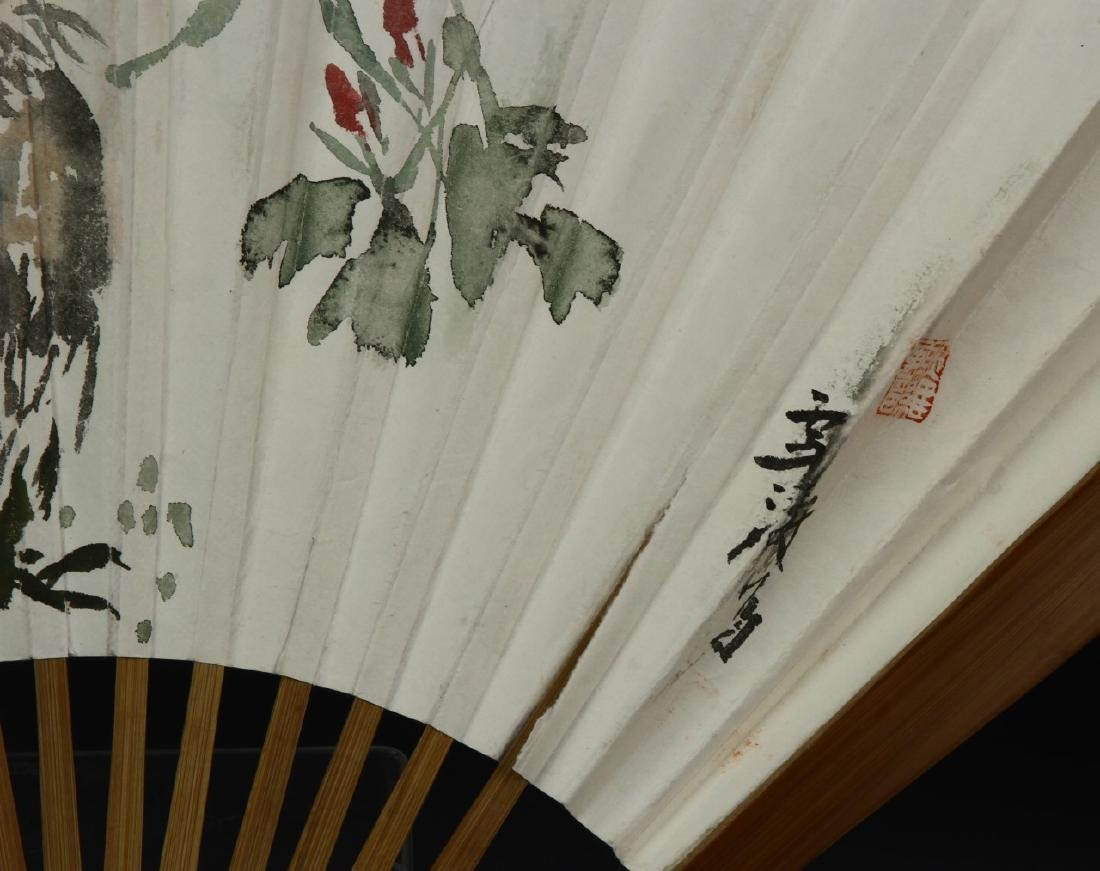 Chinese Fan Painting and Calligraphy - 3
