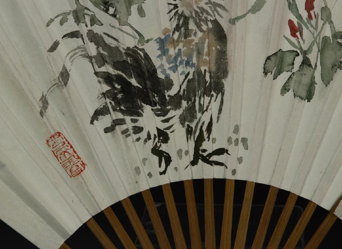 Chinese Fan Painting and Calligraphy - 4