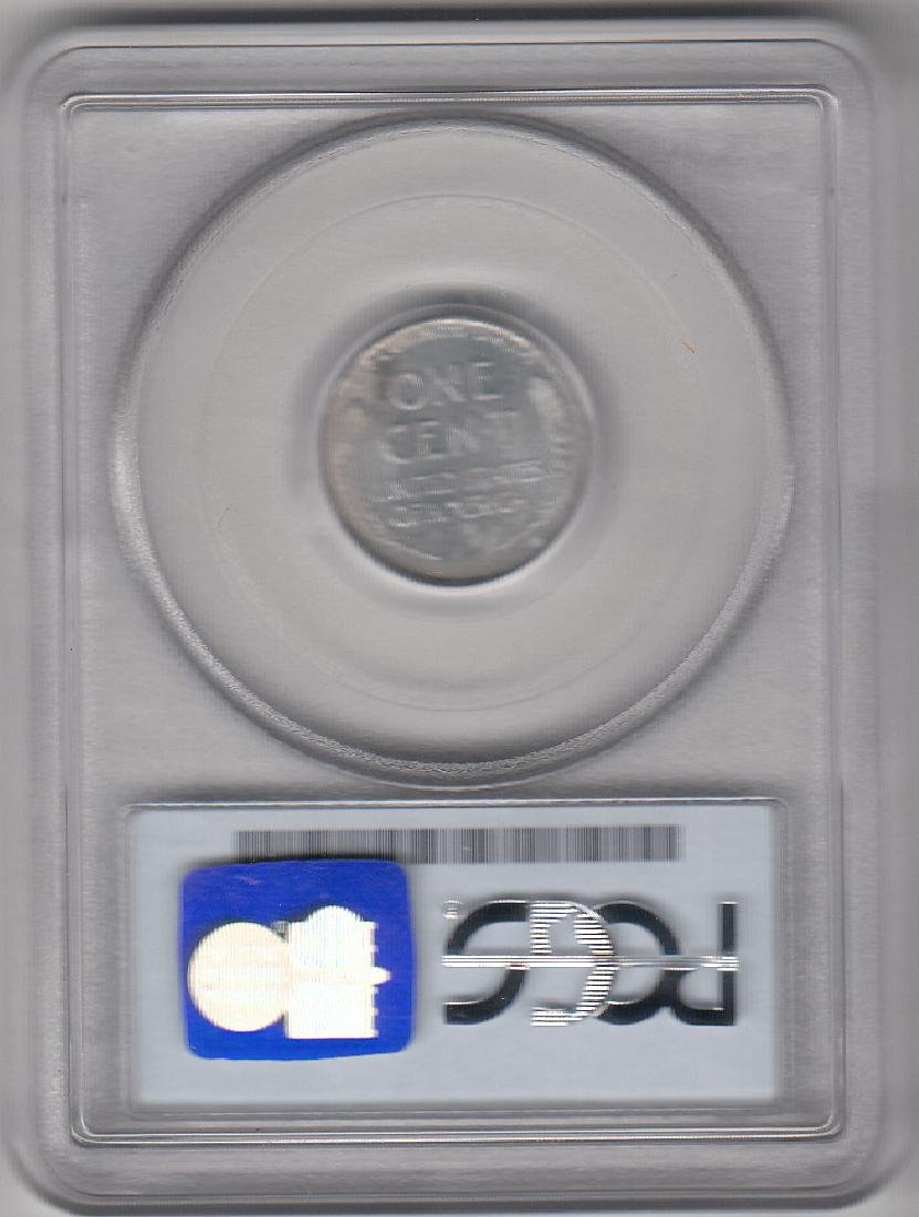 One Cent Silver Coin - 2