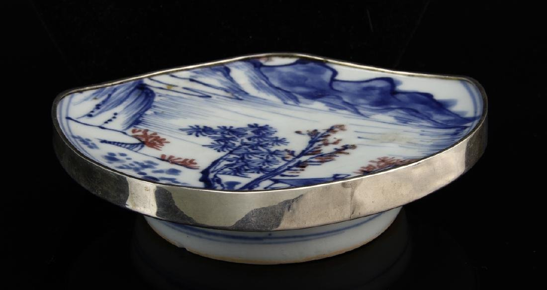 Chinese Blue and White Porcelain Pieces