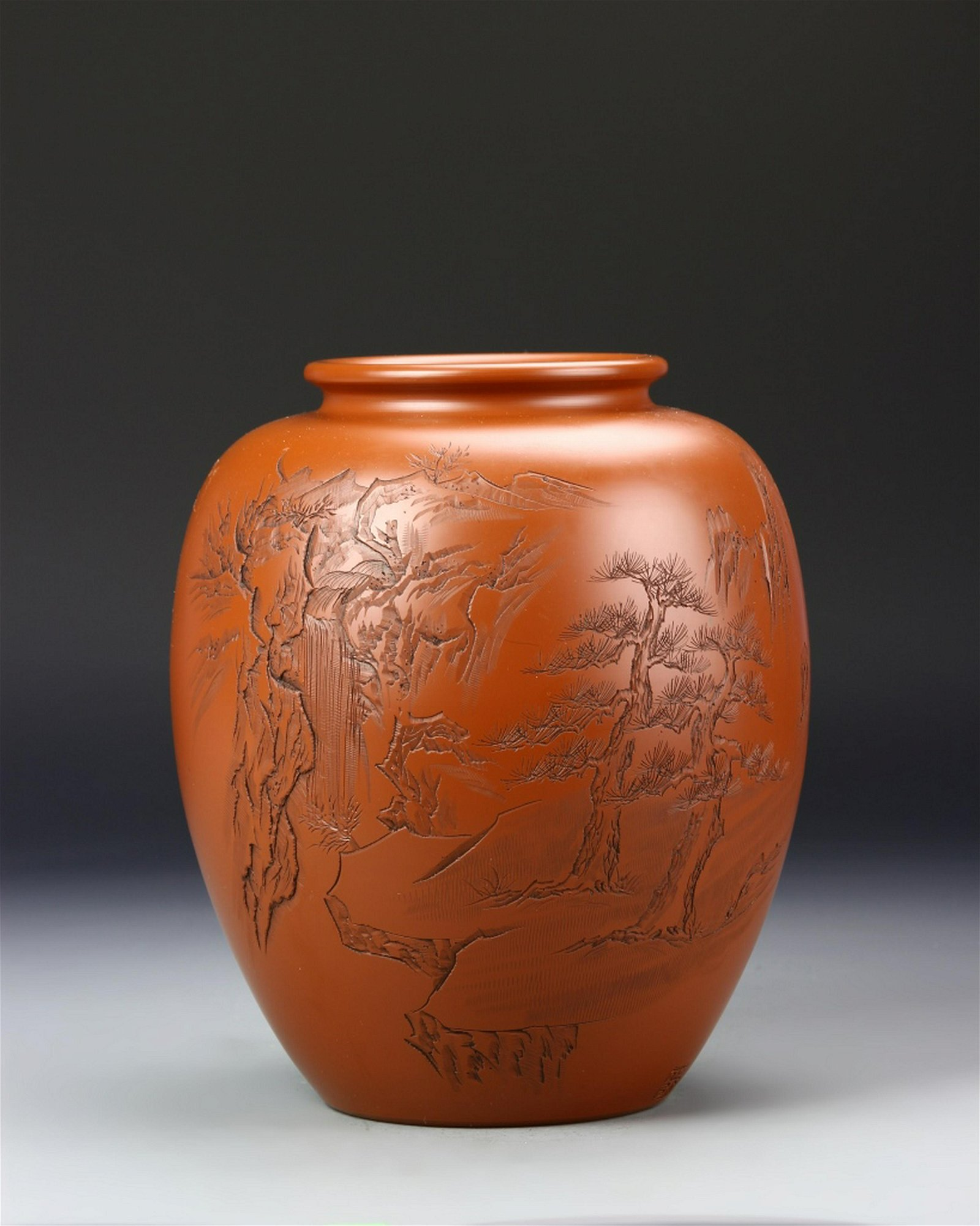Chinese Pottery Jar