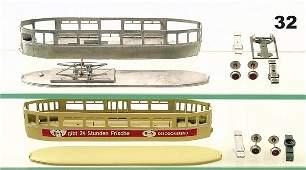 32 1 Straenbahnzug DRESDNER HECHT Spurweite H0