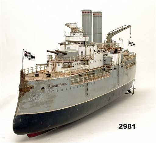 2981: 1 MÄRKLIN Linienschiff 5130/11 D \