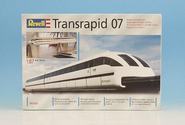 12: 1 REVELL Magnet-Schwebezug Transrapid 07