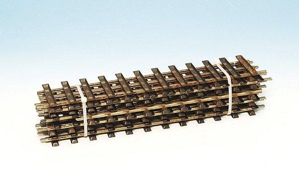 3020: 10 MÄRKLIN Modellgleise 3631 D 1/1, Spur 1
