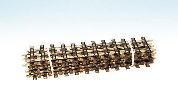 3021: 10 MÄRKLIN Modellgleise 3631 D 1/1, Spur 1