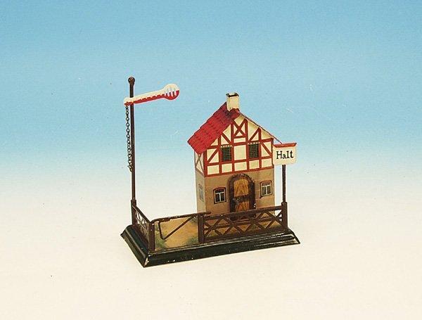 4198: 1 MÄRKLIN Bahnwärterhaus 02153