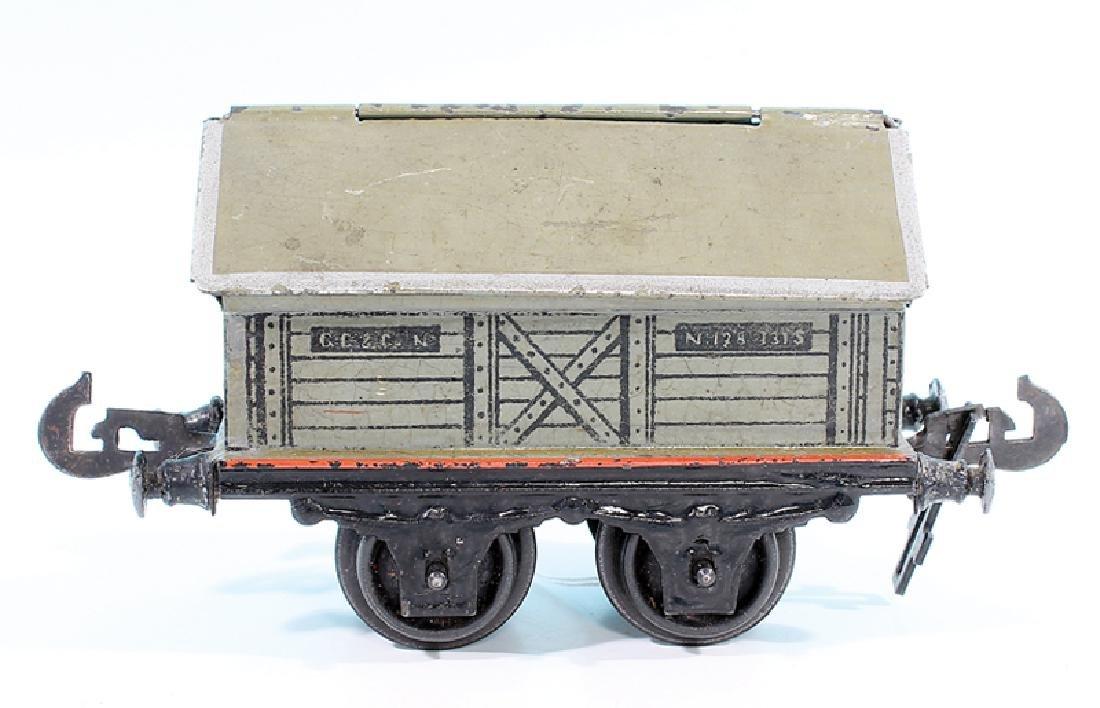 CARETTE uralt Cementwagen