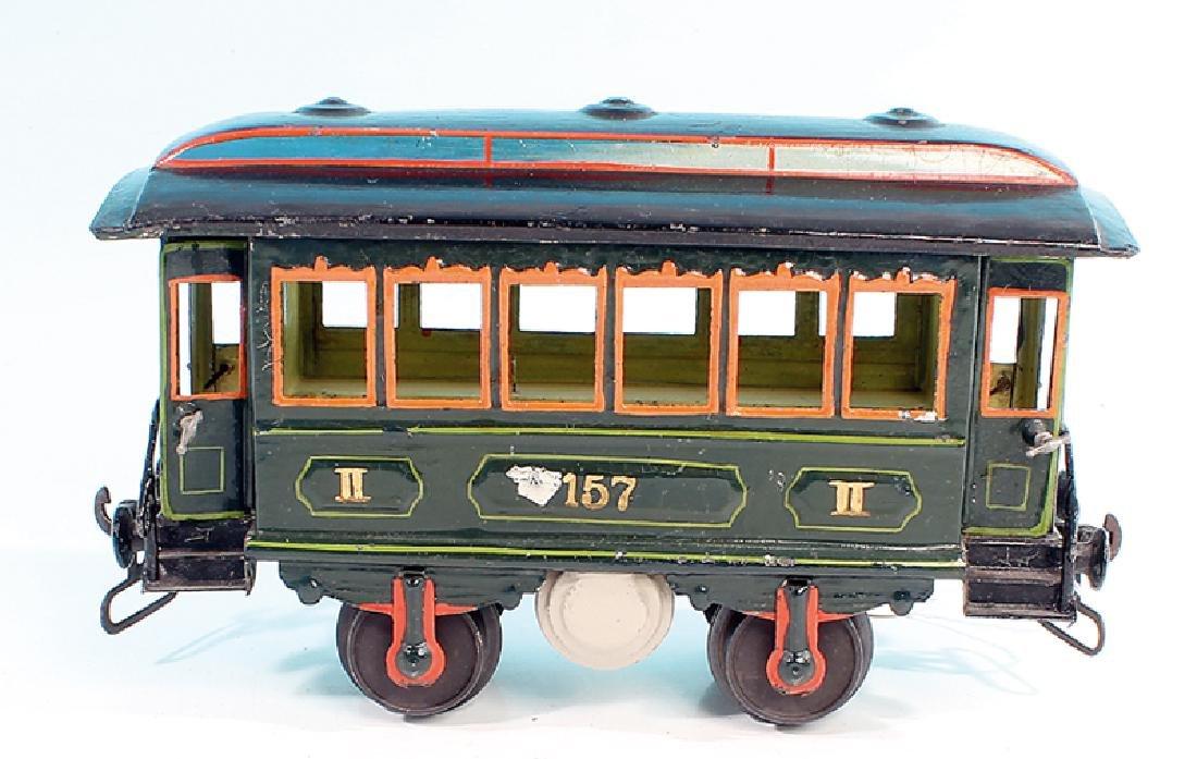 MARKLIN Personenwagen 1821/1 - II. Klasse