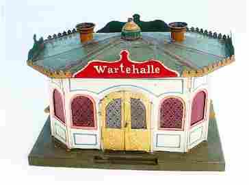 MARKLIN Straßenbahn-Wartehalle 1501