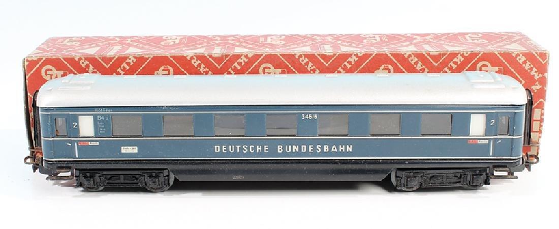 MARKLIN D-Zugwagen 346/6