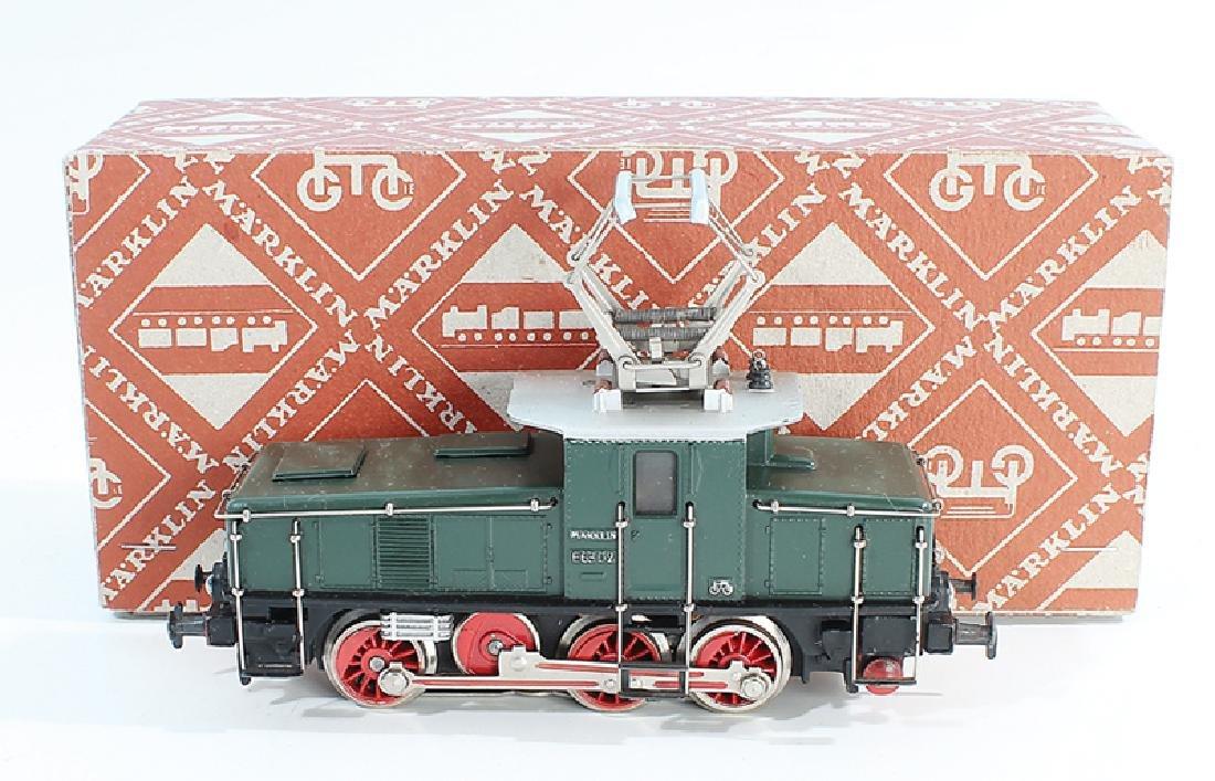 MARKLIN E-Lok CE 800, gruen