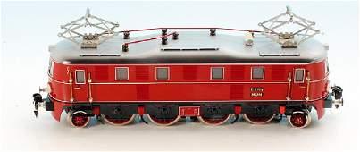 MUNDHENKE Replika E-Lok E 19 01, rot