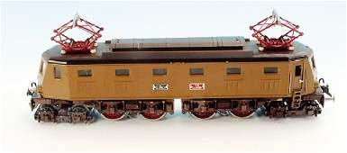 ELETTREN ital. E-Lok 428 der FS, Spur 0