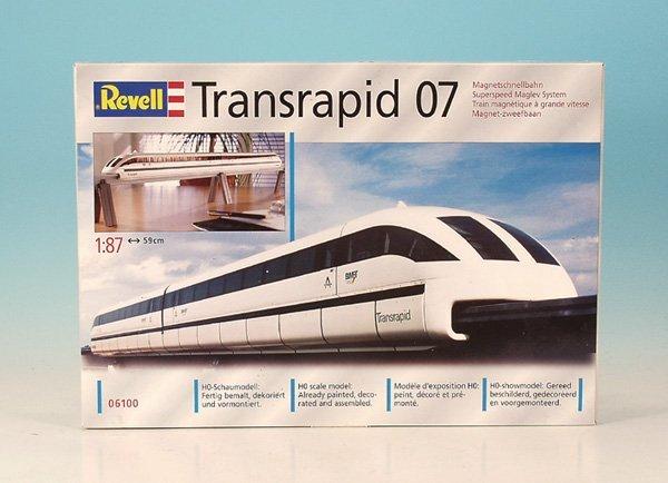 1: REVELL Magnet-Schwebezug Transrapid 07