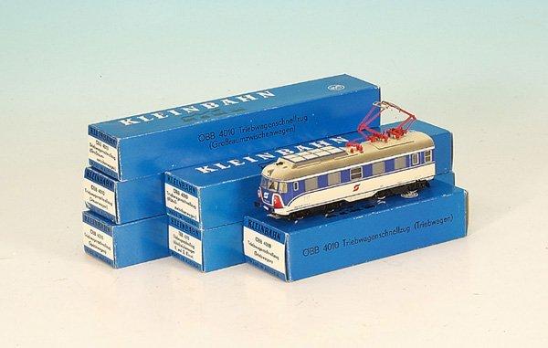 23: KLEINBAHN Triebwagen-Schnellzug 4010 der ÖBB
