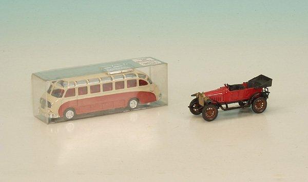 640: KÄSSBOHRER Werbegeschenk Reisebus