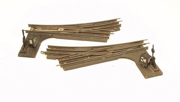 1002: KARL BUB Weichenpaar, Spur 0