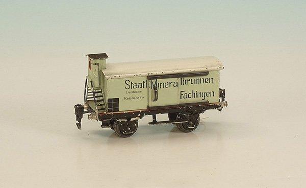 1337: MÄRKLIN Mineralwasserwagen 1997/0