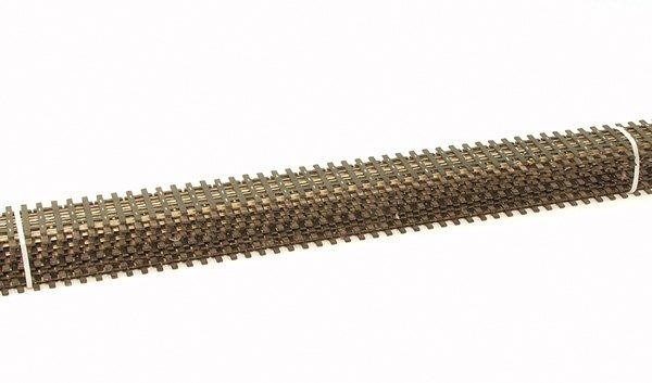1023: 14 DARSTAED Modellgleise, 3-Leiter, Spur 0