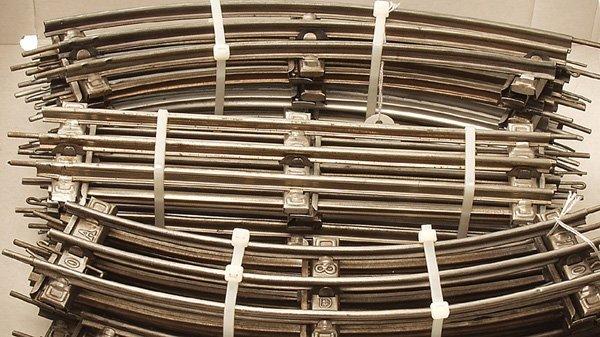 1028: Konvolut MÄRKLIN Gleise, Spur 0 8er Kreis