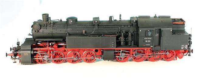 WENDE Tender-Mallet-Dampflok BR 96 020