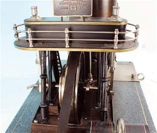 MARKLIN große Schiffsdampfmaschine 4124/14