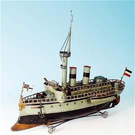 "MARKLIN Kanonenboot 1090 ""HERTHA"""