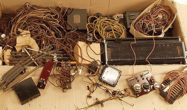 1000: Großkonvolut Selbstbau Trafos, elektrisches Zubeh