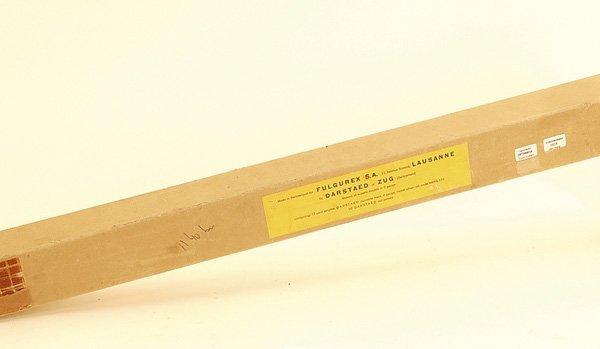 1016: 10 DARSTAED Modellgleise, Spur 0, flexibel