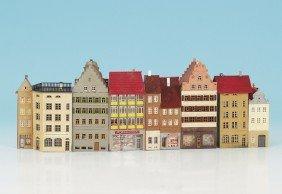 23: FALLER Stadt, 60er Jahre