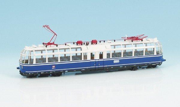 """435: HEHL Aussichtstriebwagen ET 491 """"Gläserner Zug"""""""