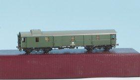 458: FULGUREX Vorkriegspackwagen der DB