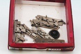 1212: Konvolut Ersatzteile für Weichenantriebe