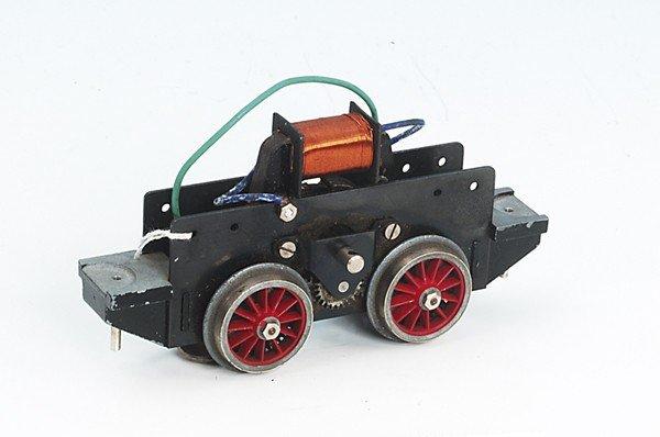 1221: Motorfahrgestell, Spur 0