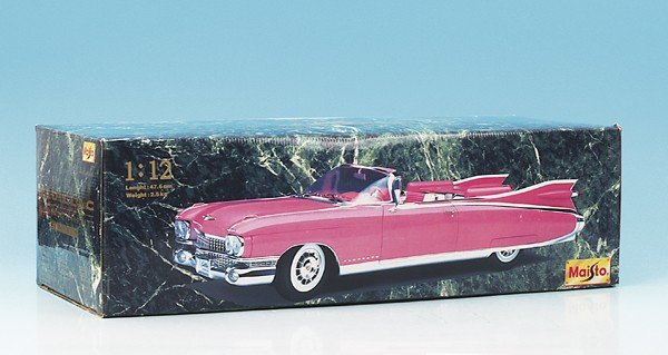 1269: MAISTO Cadillac 1:12