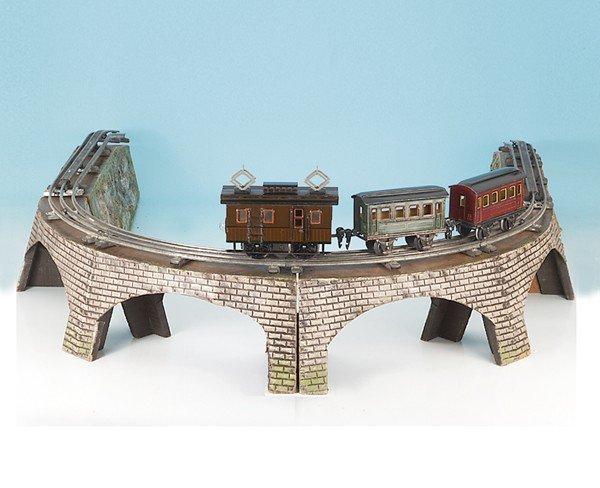 2599: MÄRKLIN Zahnradbahnanlage S 13060/301