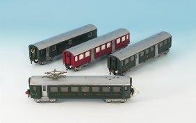 2098: BUCO schweizer Schnellzug, 4-teilig