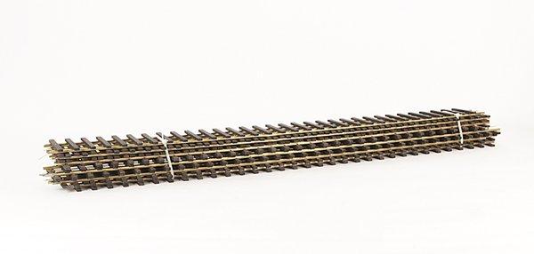 3018: Konvolut Selbstbau-Modellgleise, Spur 1