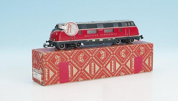 5124: MÄRKLIN Diesellok 3021.1, ladenneu