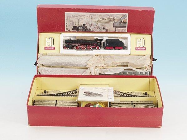 5226: MÄRKLIN Zugpackung 3148, neuwertig