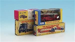4261: Konvolut MATCHBOX-Autos