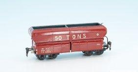 "M�RKLIN/MARKLIN Sch�ttgutwagen 1855/0 ""50 TONS"""