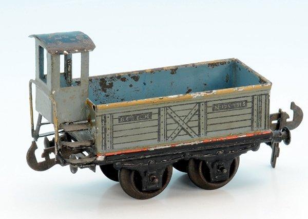 CARETTE Hochbordwagen No. 128