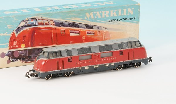 MARKLIN Lok 3021